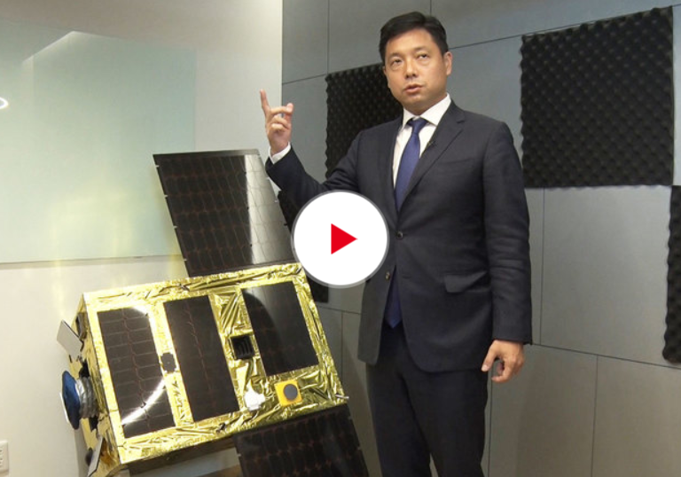 NHK World: Cleaning up Space: Nobu Okada / Founder and CEO